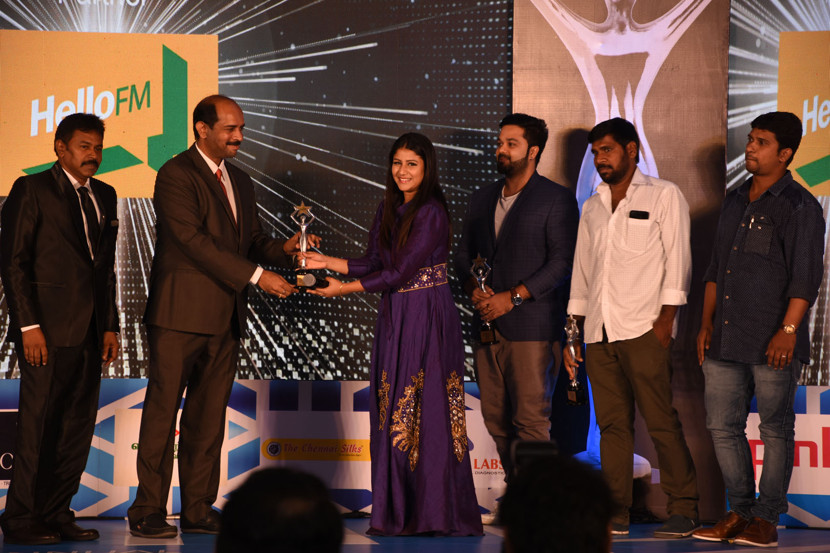 TEA Awards 2013